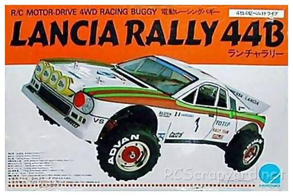 Hirobo Lancia Rally - 44B