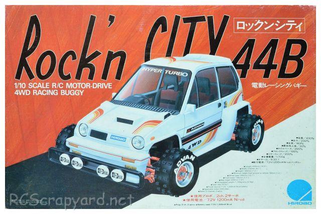 Hirobo Rock'n City - 44B