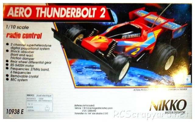 Nikko Aero Thunderbolt 2