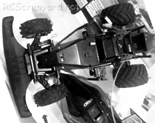 Nikko Alienator Chassis