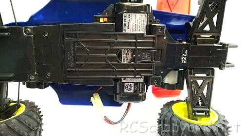 Nikko BossCat Chassis