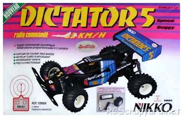 Nikko Dictator 5