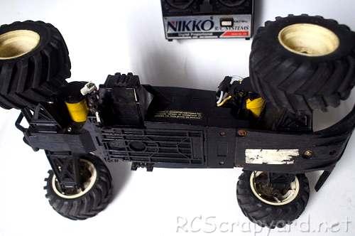 Nikko Dictator 5 Chassis