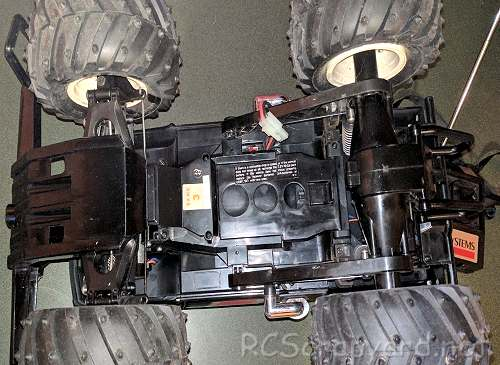 Nikko Hawg 4WD Chassis