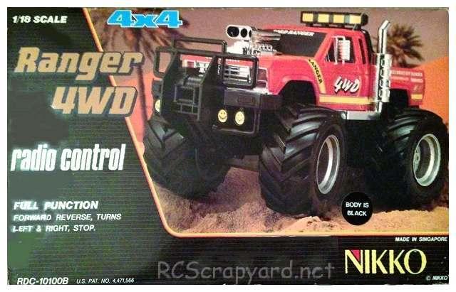 Nikko Ranger 4WD