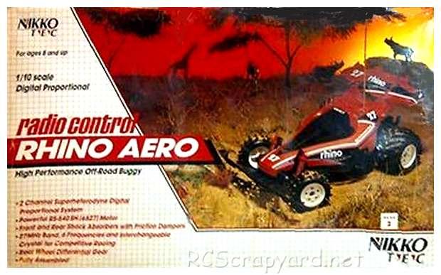 Nikko Rhino Aero