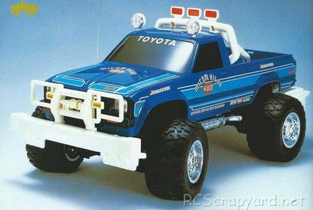 Nikko Toyota Hilux 4WD Memory