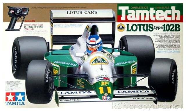 Tamiya Lotus Type 102B - # 47009
