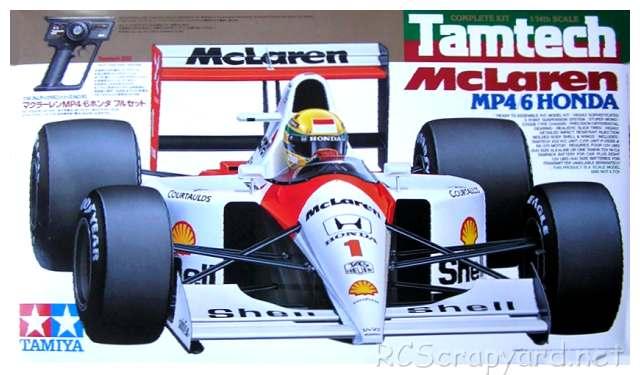Tamiya McLaren MP4/6 - # 47010