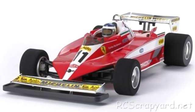 Tamiya Ferrari 312T3 - F104W #47374