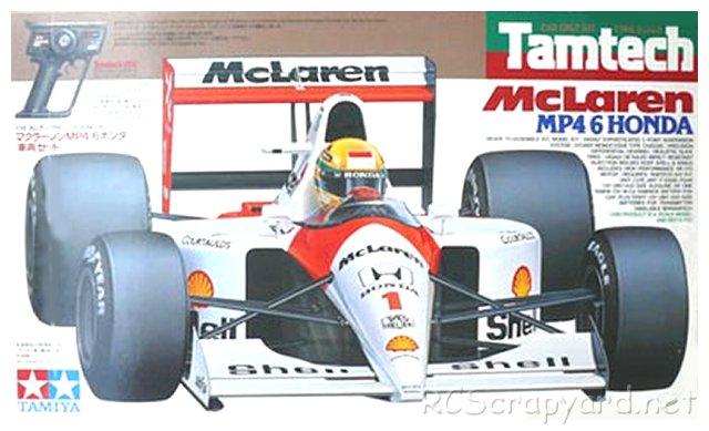 Tamiya McLaren MP4/6 - # 48010