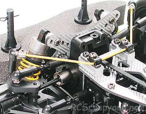 Tamiya TA04-R Tuned Chassis