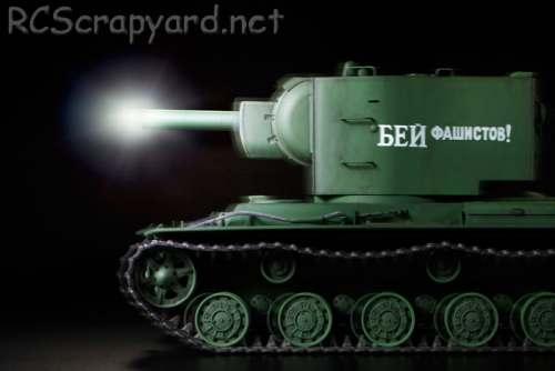 Tamiya Russian Heavy Tank KV-2 Gigant