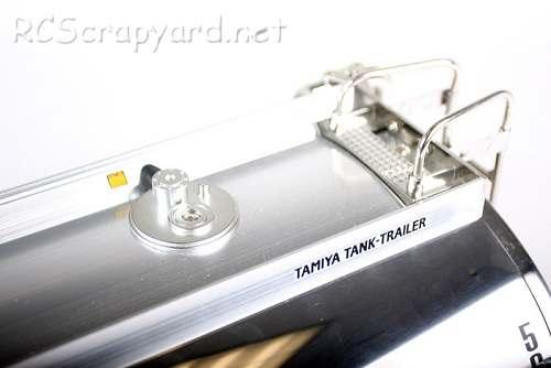 Tamiya Semi Tanker Trailer