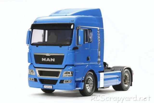Tamiya MAN TGX 18.540 4x2 XLX - 56350