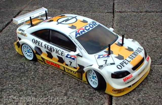 Tamiya Opel V8 Coupe Complete Kit - TL-01 # 57023