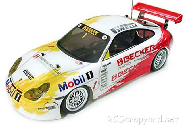 Tamiya Porsche 911 GT3 Cup VIP Complete Kit - TL-01 # 57026