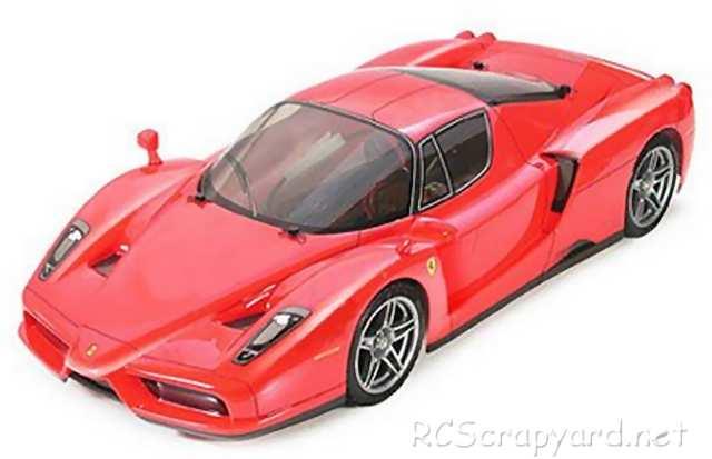 Tamiya Enzo Ferrari Complete Kit - TT-01 # 57033