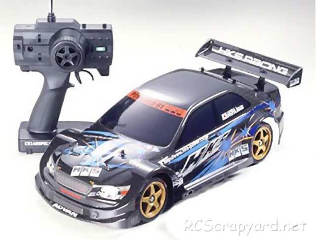 Tamiya XB HKS Racing Altezza (TRB001) - TL-01 # 57712