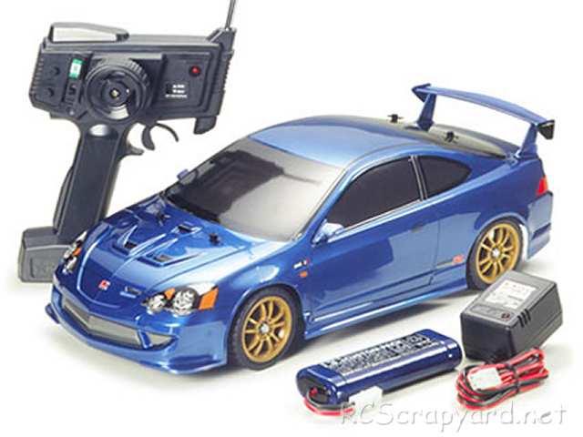 Tamiya XB Mugen Integra Type-R (Blue) - TT-01 # 57716