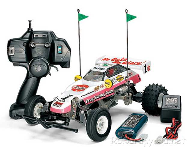 Tamiya XB The Frog - ORV # 57756