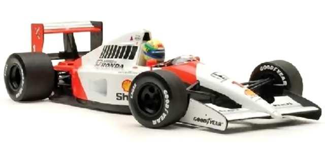 Tamiya McLaren MP4/6 Honda - F104W #84193