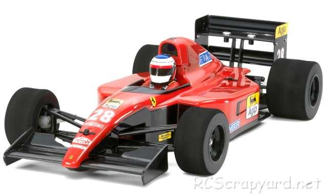 Tamiya Ferrari 643 - F104W #84194