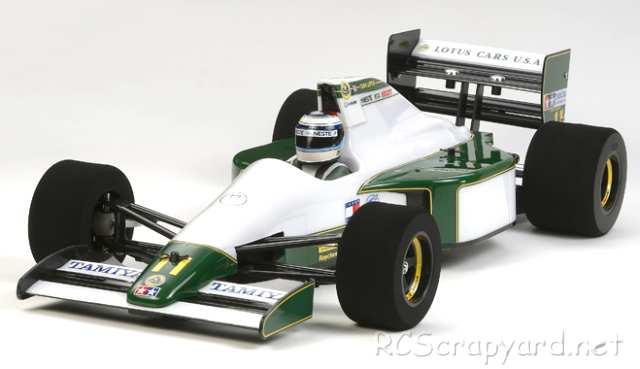 Tamiya Team Lotus Type 102B - F104W #84287