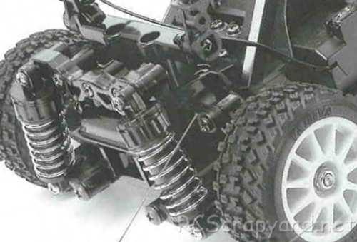 Tamiya M-05Ra Chassis
