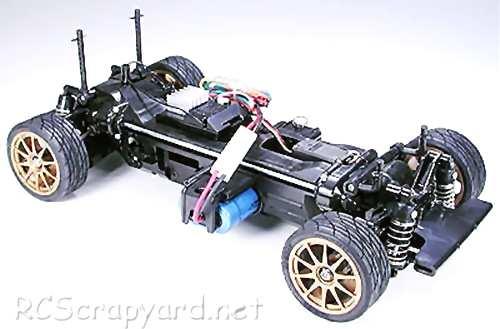 Tamiya TL-01 Chassis