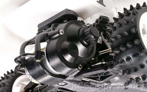 Tamiya TamTech-Gear GB-01 Chassis