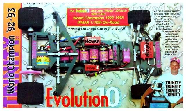 Trinity Evolution 10