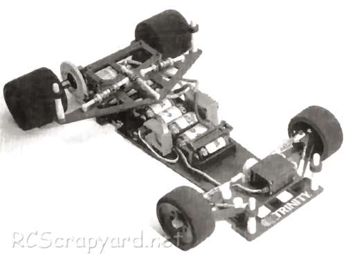 Trinity Evolution 10 Chassis