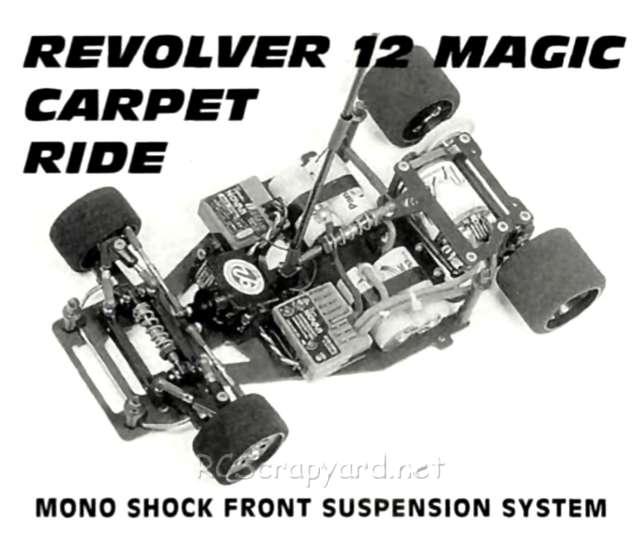 Trinity Revolver 12 Magic Carpet Ride