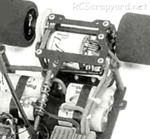 Trinity Revolver 12 MCR Chassis