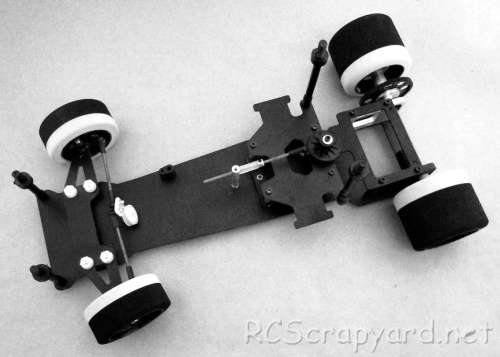 Trinity Street Spec Chassis