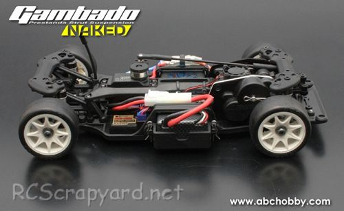 ABC Hobby Genetic • (Radio Controlled Model Archive