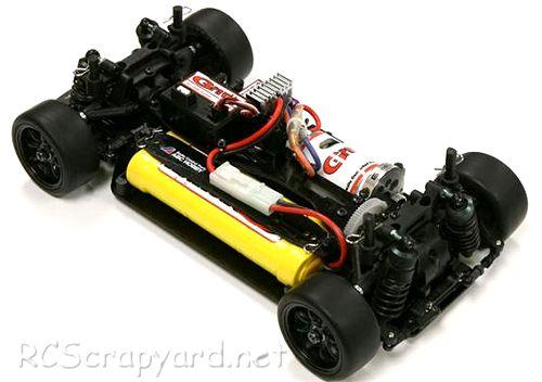 NIB ABC Hobby Honda Mugen Fit Spec-D Genetic kit | eBay