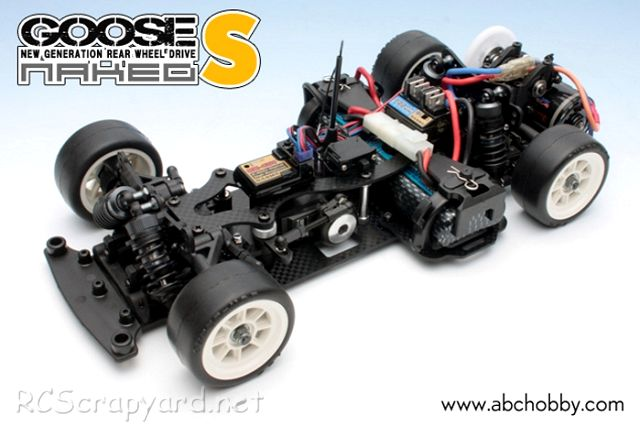 ABC Hobby Goose Naked S