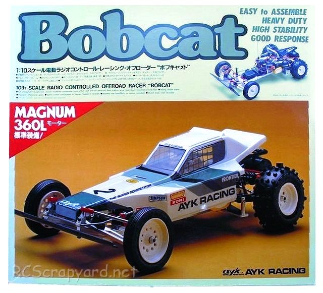 AYK Bobcat • (Radio Controlled Model Archive) • RCScrapyard