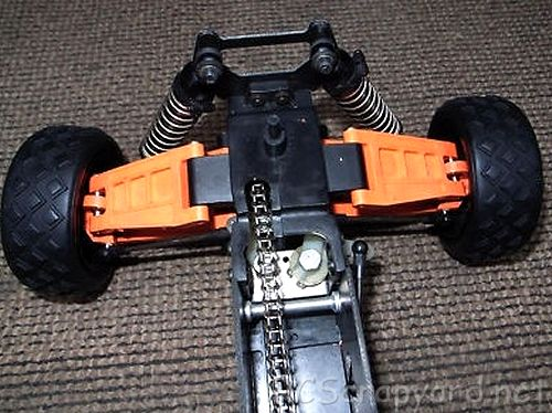 AYK Boost Chassis