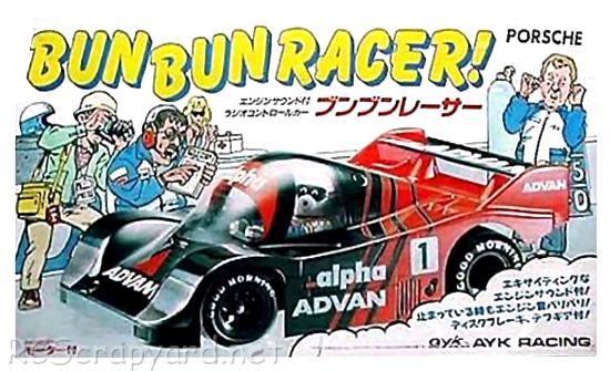 AYK Bun Bun Racer