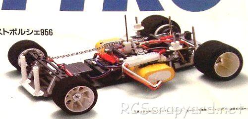 AYK CX4WDi Quattro Chassis