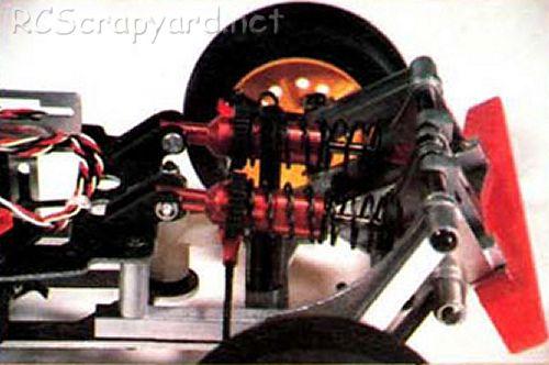 AYK Gator / Sidewinder Chassis