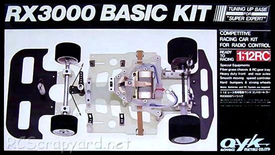 AYK RX3000 Basic