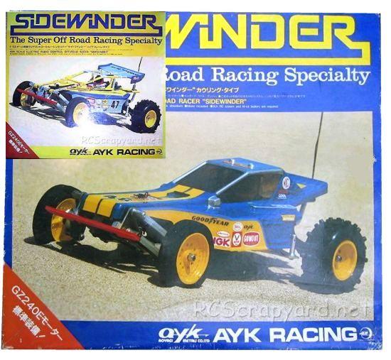 AYK Sidewinder