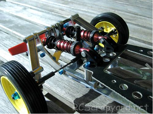 AYK Sidewinder Chassis