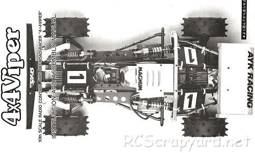 AYK 4x4 Viper Chassis