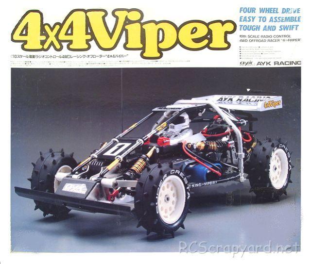 AYK 4x4 Viper Buggy