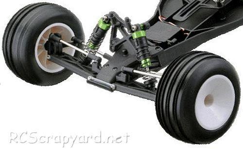 Ansmann Macnum Brushless Chassis